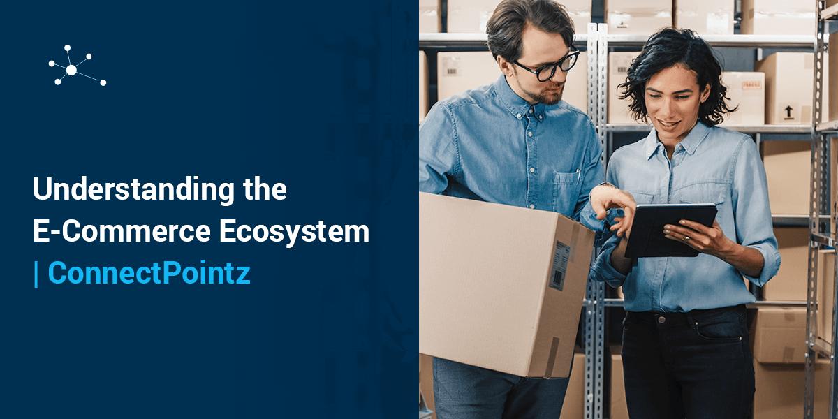 Understanding the E-Commerce Ecosystem | ConnectPointz