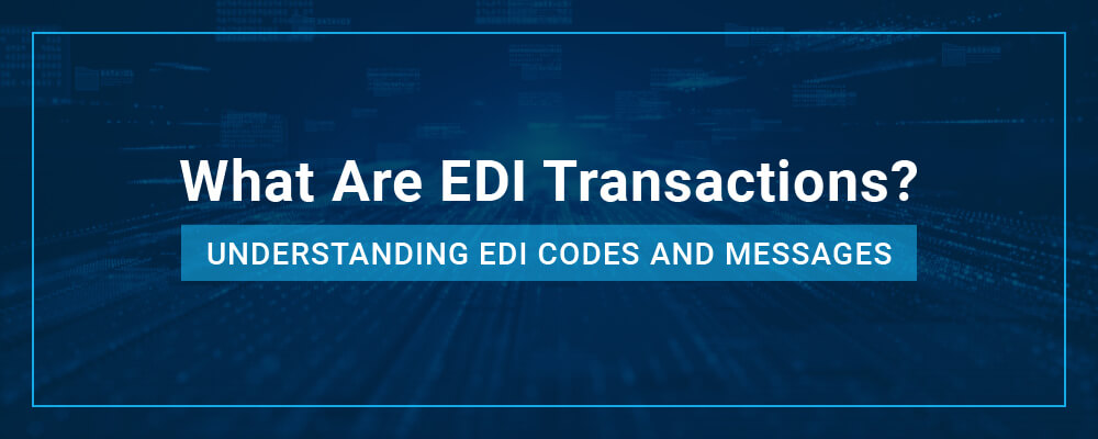 edi transactions