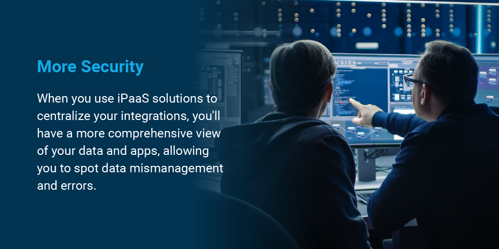 More security with iPaaS
