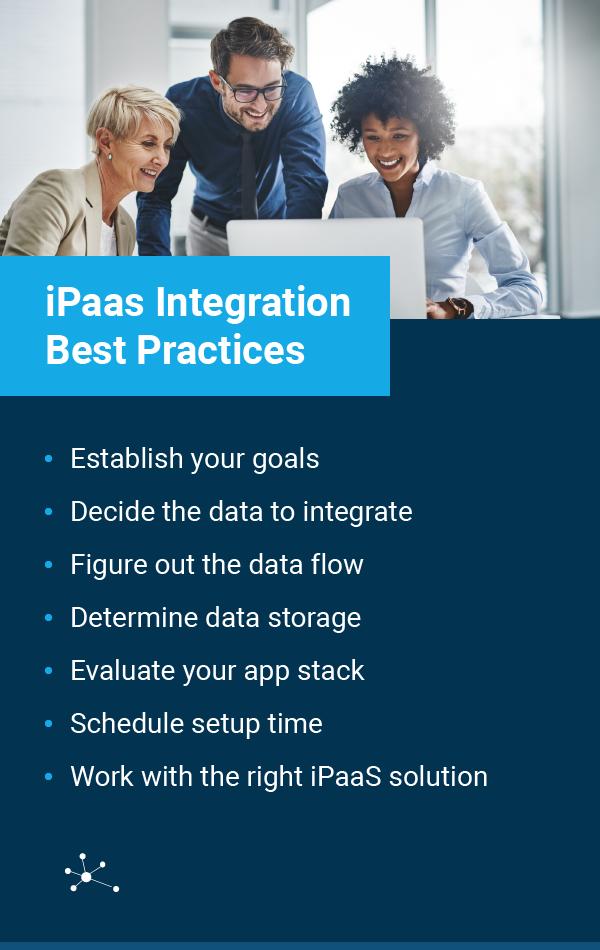 iPaaS integration best practices