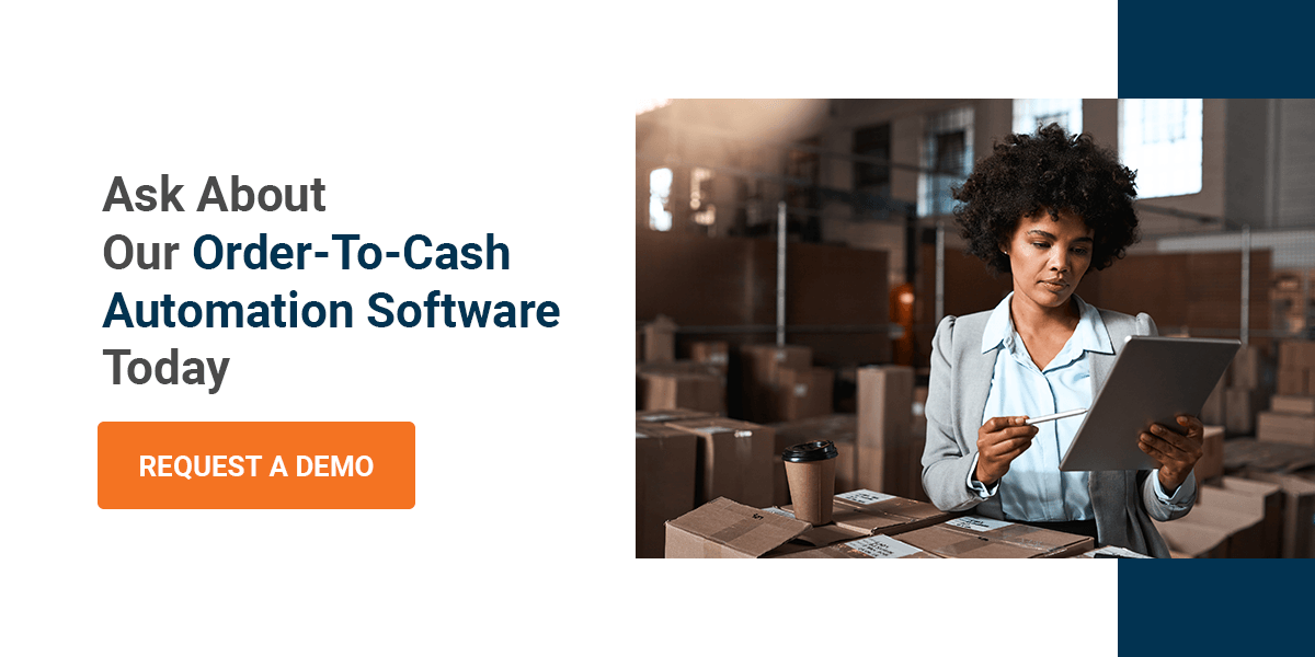 order to cash automation software