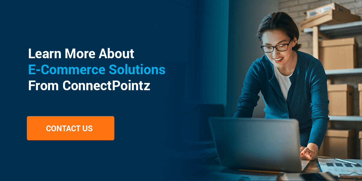 E-Commerce Solutions From ConnectPointz